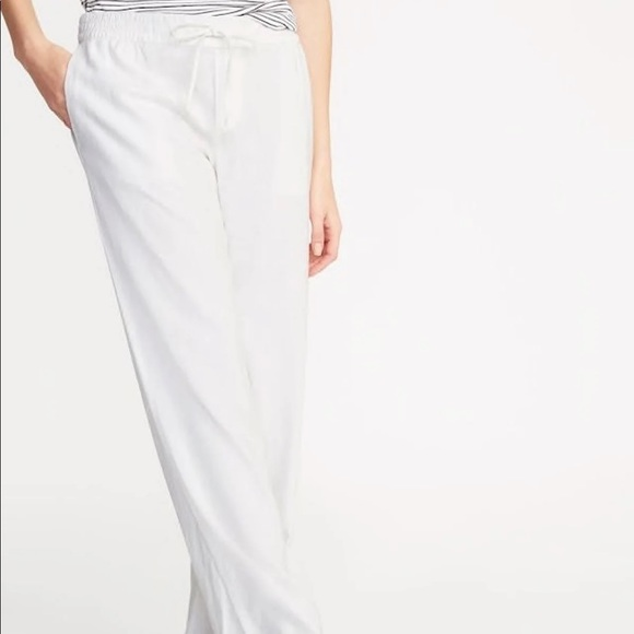Urban Outfitters Pants - White linen pants